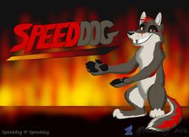 Speeddog Giftart