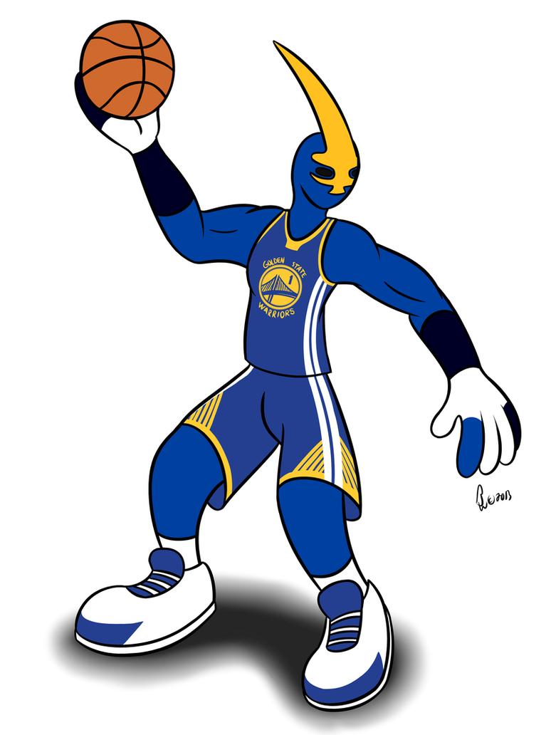 Nba Mascots Thunder By Bleuxwolf On Deviantart