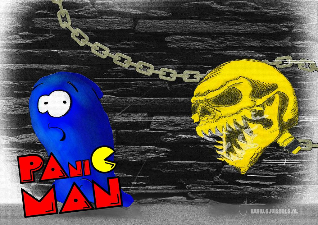 Pacman by Pestiis