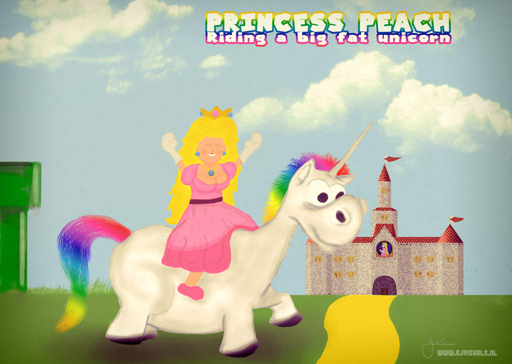 Peach by Pestiis