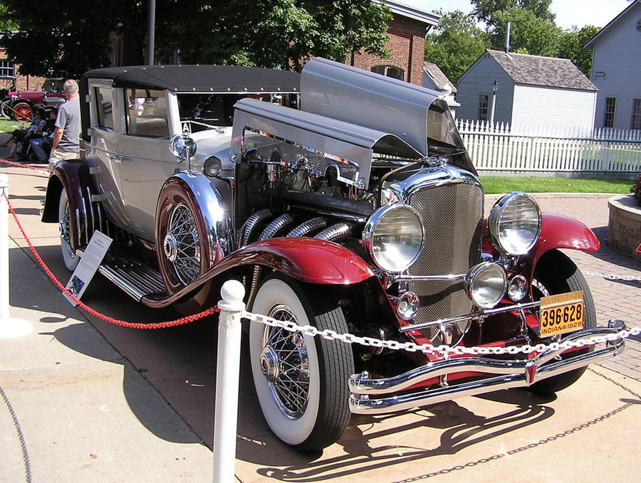 Grenfield Village Old Time Car Show