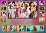 GIRLS' GENERATION HOLIDAY NIGHT RENDER PACK