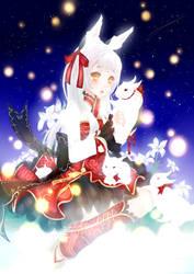 Love Nikki ~ Luna Angel by mintycatart