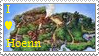 Hoenn Stamp by RubyGroudonXx