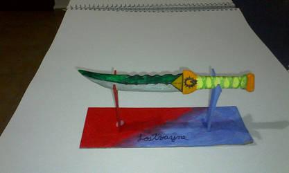Demon Sword Lostvayne by Rompercors