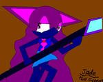 Jade the Catfox