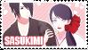 SasuKimi Stamp by Vakaiya