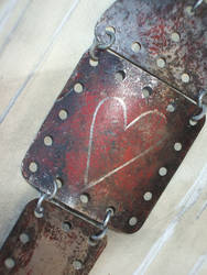 Meccano heart