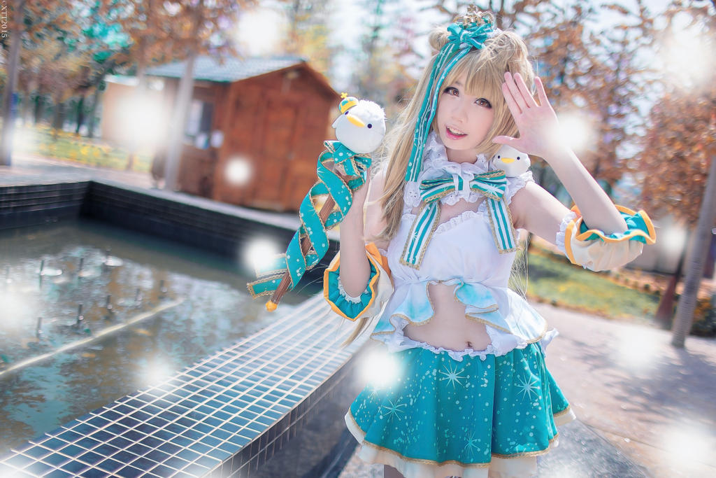 Kotori by wisely84