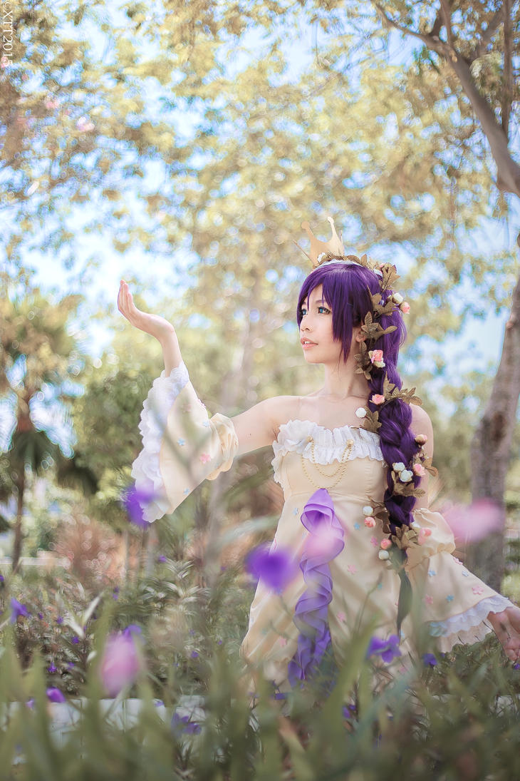 Love Live Fairy Tail - Nozomi by wisely84