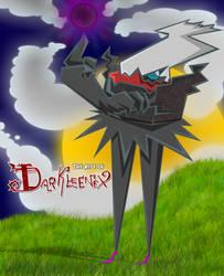 The Rise of Darkleenex by starfruitstudio