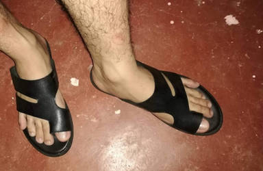 My Asian friends really nice sandals