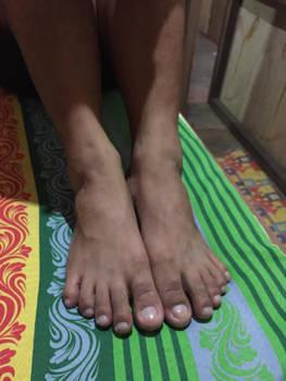 My filipino friends feet