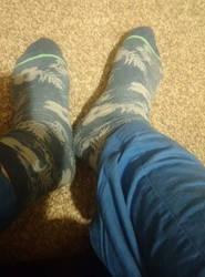 My friends nice socks