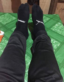 Filipino guys socks