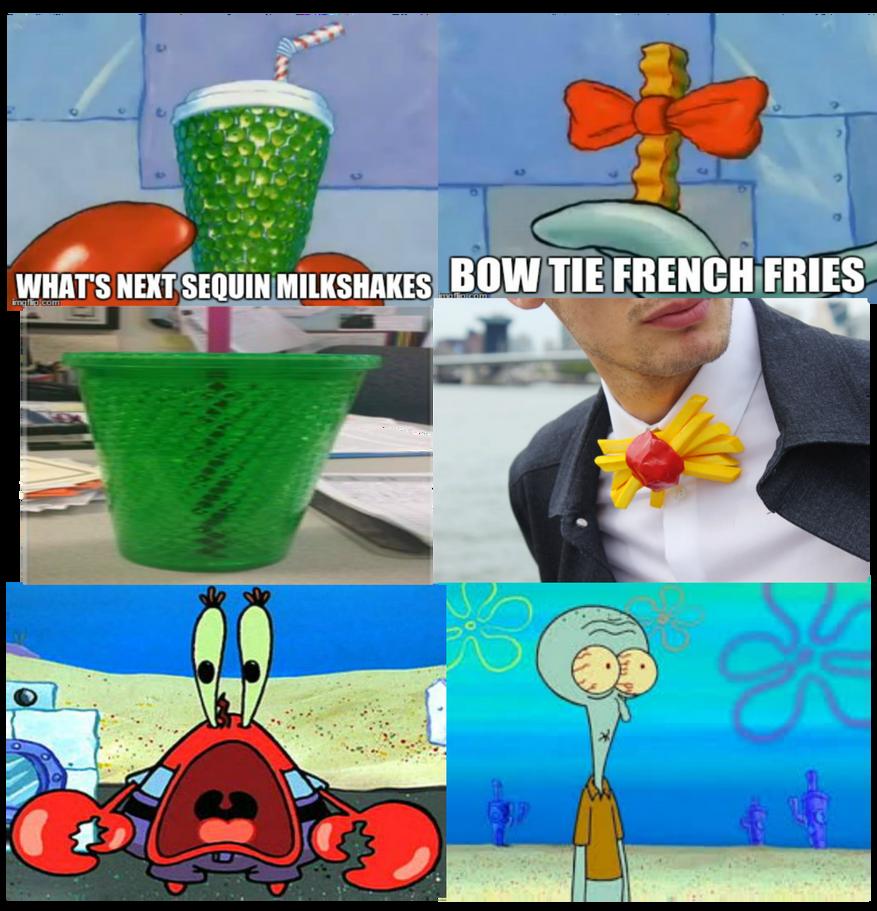 Spongebob meme 59 by millarts artworks