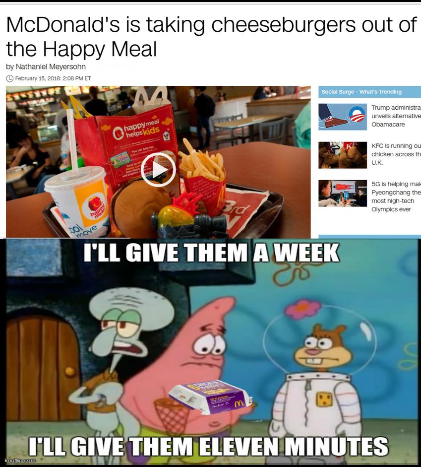 Spongebob meme 78 by millarts artworks