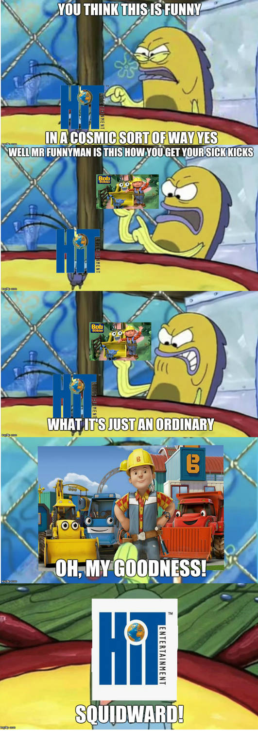 Spongebob meme 80 by millarts artworks