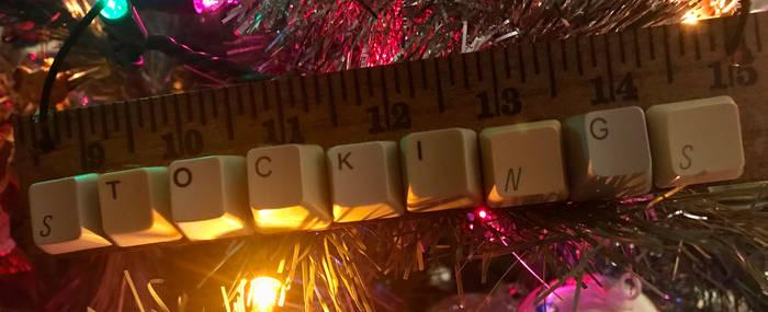 Keyboard ornament