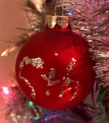 Fifth grade ornament