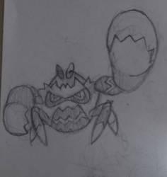 Cravenant - Sketch