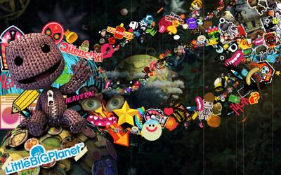 LBP Wallpaper by byakugan2495