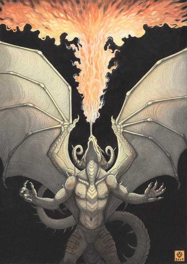 Burn by Sangluna