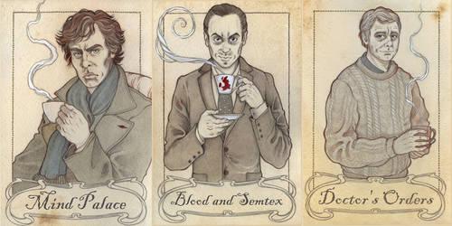 Sherlock Labels