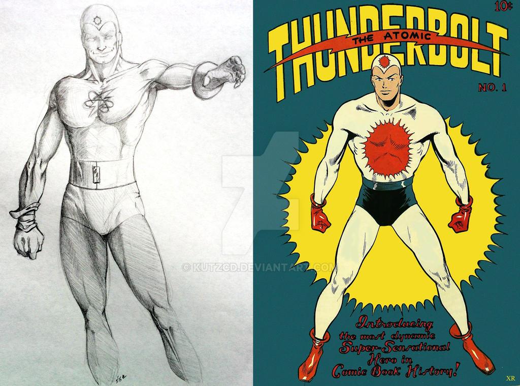 Atomic Thunderbolt by kutzcd