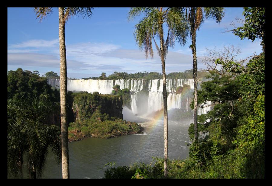 Iguazu Falls 2 by oceanbased