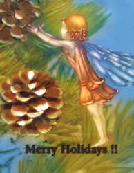 Merry Holidays!!!