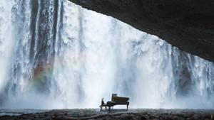 Symphony By The Falls (Piano Version)
