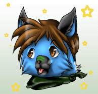 Screaming-Cayote Avatar -Large by NyraXerz