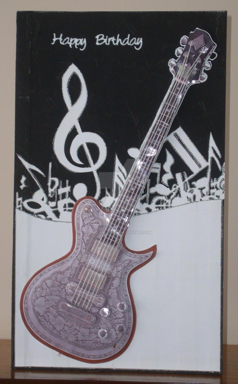 Steves guitar birthday card by blackrose1959 on deviantart steves guitar birthday card by blackrose1959 steves guitar birthday card by blackrose1959 m4hsunfo