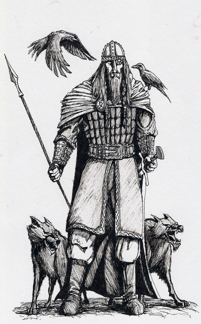 Odinn by Satanoy