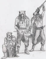 Berserkers by Satanoy