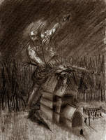 The Revenge Of Jotun by Satanoy