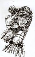 Machinedramon by Satanoy