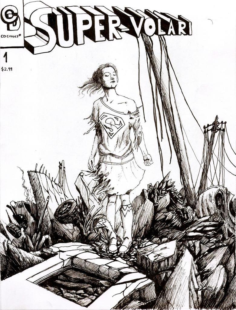 Super-Volari INk by Satanoy