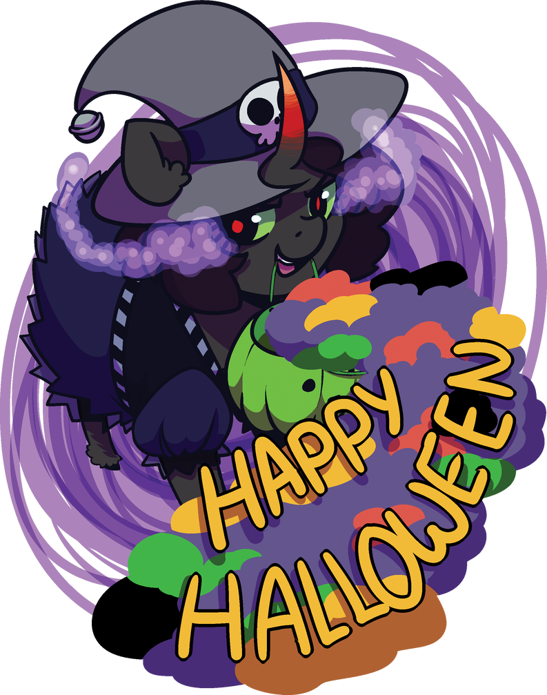 Happy Halloween 2014 by MylittleSheepy