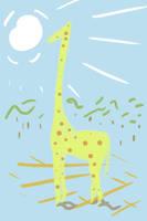 Giraffe by Pachunka