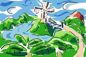 Bianco Hills by pachunka