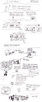 How to Make an F-Men Comic