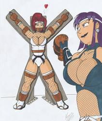 Fantasy Cynthia and Zanthie