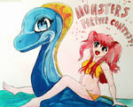 Monsters forever contest! by Every1lovesMadeline