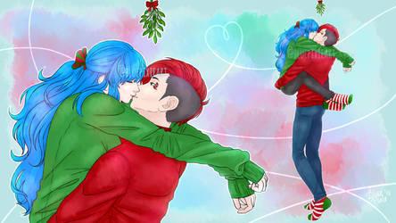 RedSea Mistletoe Kiss