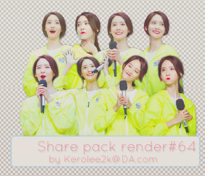 Share pack render #64 Yoona by KeroLee2k