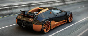 anomaly on the streets: bugatti