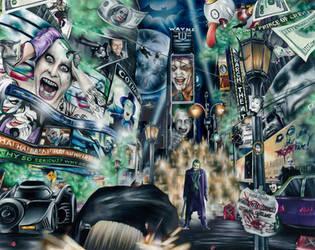 The Joker's Last Laugh by LP2525Holmes