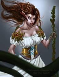 Empress of Seasons-AUTUMN-_RiazKhanEusouff by riazkhan